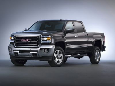 2016 GMC Sierra 2500HD SLT (Onyx Black)
