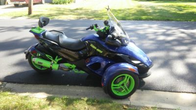 2010 can-am spyder