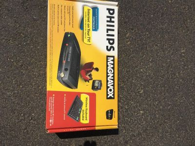 Pre Owned Phillips Magnavox MAT965KB Internet on Your TV