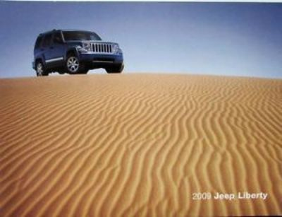 Find 2009 Jeep Liberty Sport Limited Original Sales Brochure motorcycle in Holts Summit, Missouri, United States, for US $17.09