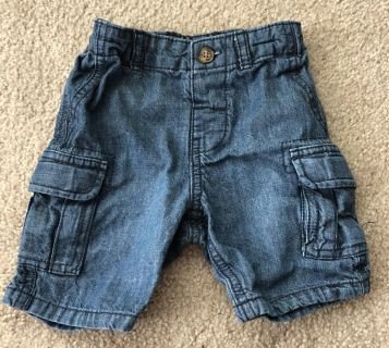 18 month shorts