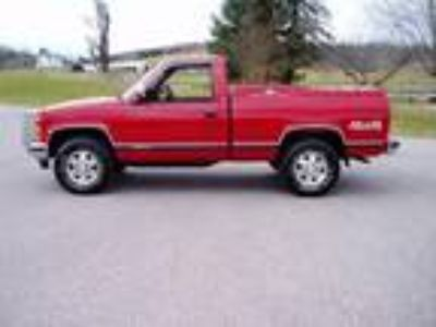 1988 Chevrolet Silverado 4x4 5.7l 350 Engine