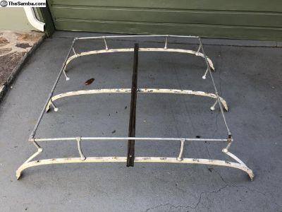 Westfalia Woodslat Project Rack