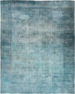 """Vintage, Hand Knotted Area Rug - 9' 8"""" x 12' 2"""""""