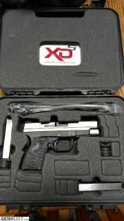 """For Sale: Springfield XDS 4"""" 9mm"""