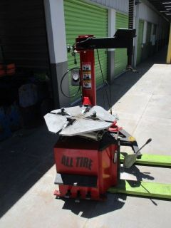 Western Tool TC-530-TX Tire Changer RTR# 8051029-05