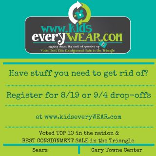 Kids EveryWEAR - voted BEST Consignment Sale