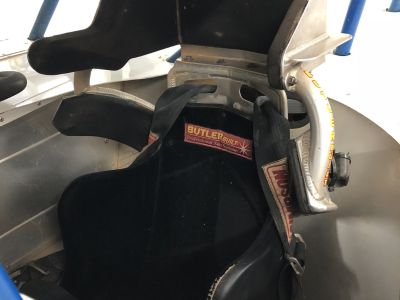 Butlerbuilt pro lite advantage 16in seats