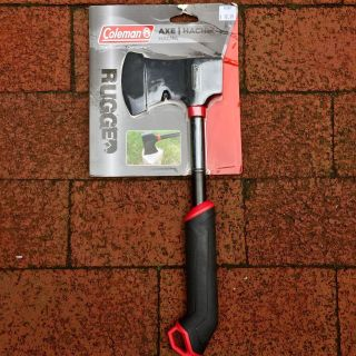 Camping axe, awl, Rugger by Coleman, new in package