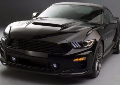Purchase For: FORD MUSTANG; PAINTED Hood Scoop 2015-2016 motorcycle in Cleveland, Ohio, United States, for US $345.00