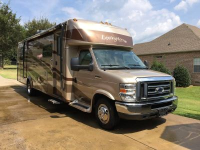 2010 Forest River Lexington GTS Lexington 300 SS
