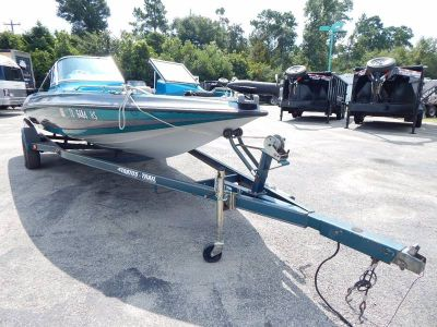 $5,495, 1996 Stratos 201 FS Bass Boat