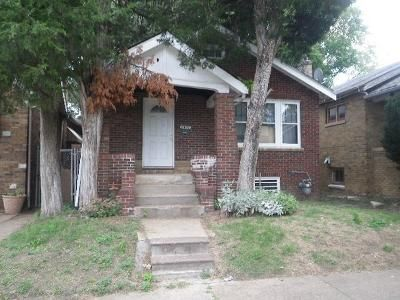 2 Bed 1 Bath Foreclosure Property in Saint Louis, MO 63136 - Hiller Pl