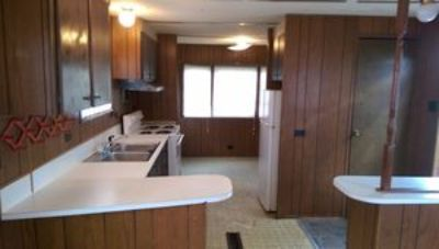 Lot 57 in the Twin Oaks Mobile Home Park