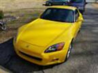 2001 Honda S2000 Original 1 Owner Car. No Mods. Factory Hardtop. LoJack.
