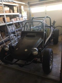 Meyers Tow d Dune Buggy