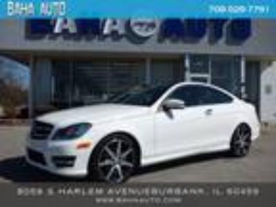2015 Mercedes-Benz C 250 Coupe for sale