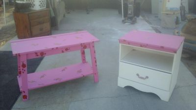 Table & End Table