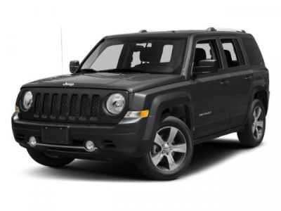 2017 Jeep Patriot Latitude (Bright White Clearcoat)