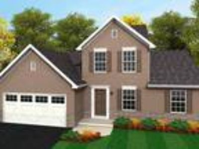 The Dawson Traditional by Keystone Custom Homes: Plan to be Built