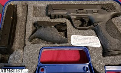 For Sale: Smith & Wesson M&P 9 full size