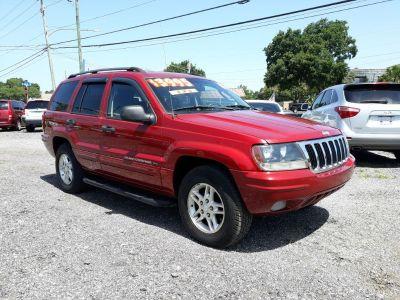 2002 Jeep Grand Cherokee Laredo (RED)