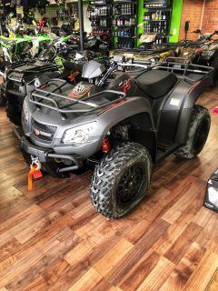 2018 Kymco MXU 450i LE Prime ATV Sport Utility ATVs White Plains, NY