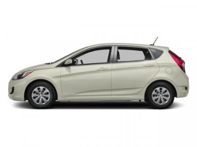 2016 Hyundai Accent GS (Century White)