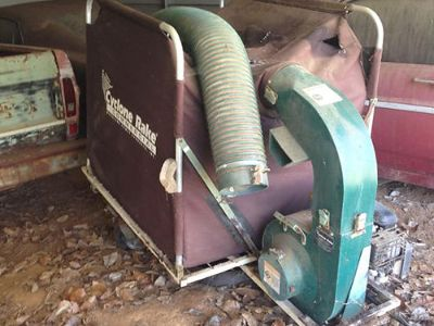 CYCLONE RAKE COMMERCIAL, MOWER DECK ADAPTOR, PICK ...