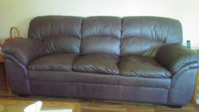Couch and chair matching