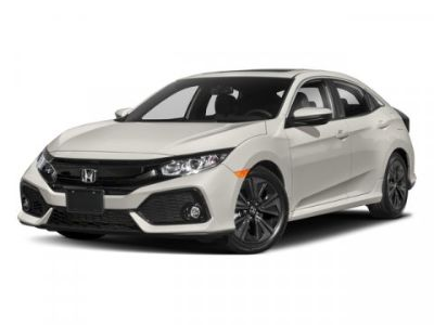 2018 Honda CIVIC HATCHBACK EX-L Navi (Polished Metal Metallic)