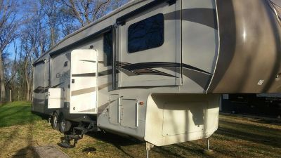 2015 Forest River Cedar Creek Hathaway Edition 38FL