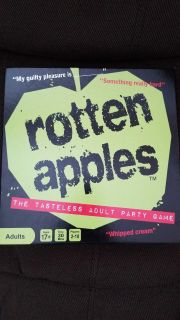 *ADULTS* rotten apples party game