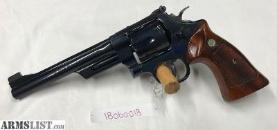 For Sale: Smith & Wesson 25-12 in .45 Colt