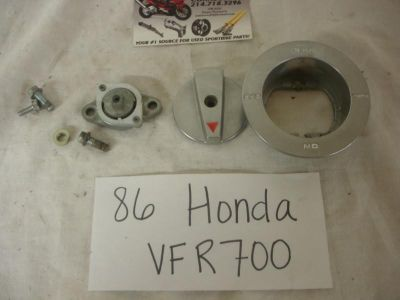 Buy 86-87 Honda VFR-700 Fuel petcock, complete with hardware. Good Used OEM motorcycle in Terrell, Texas, US, for US $34.95