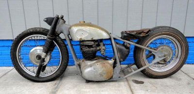 Sell BSA BOBBER PROJECT A-65L motorcycle in Halethorpe, Maryland, US, for US $950.00