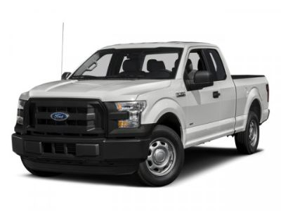 2015 Ford F-150 XL (Black)