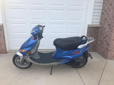 Kymco 2004 scooter