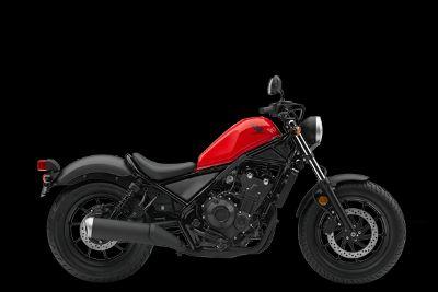 2017 Honda Rebel 500 Motorcycles ,