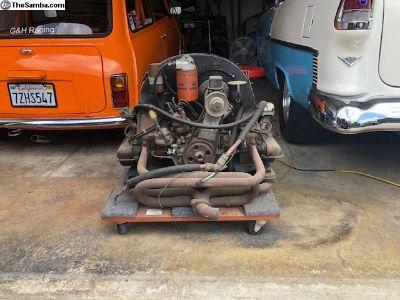 356 Era Industrial Engine