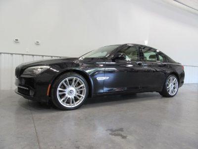 2012 BMW MDX ALPINA B7 SWB xDrive (Black Sapphire Metallic)