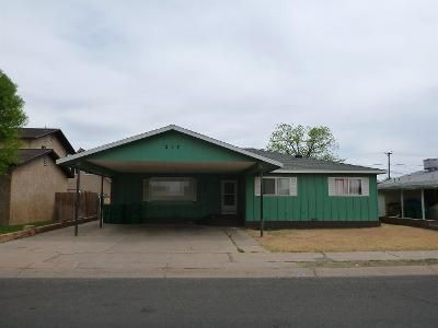 Preforeclosure Property in Winslow, AZ 86047 - E Hillview St