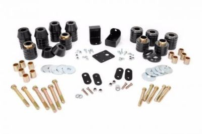 Buy Rough Country 87-96 YJ 1in Jeep Body Mount Lift Kit motorcycle in Dyersburg, Tennessee, United States, for US $149.95
