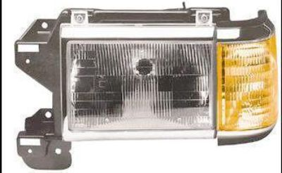 Buy 87-91 Ford PIckup BRONCO L HEADLIGHT W CORNER LIGHT motorcycle in Saint Paul, Minnesota, US, for US $132.00