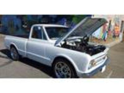 1969 Chevrolet C10 Short Bed