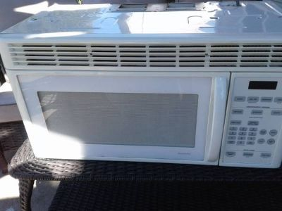 """Microwave - Over the Range style - 30"""" White"""