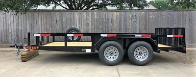 2018 Ranch King TC14610-70EFMR Utility Trailers Katy, TX
