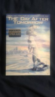 The Day After Tomorrow - Widescreen Edition DVD (Fox, 2004)