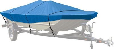 Find 18'-20' WATERPROOF MODIFIED V HULL BOAT COVER-FISHING-DUCK-JON BOAT-PREMCVR-XL motorcycle in West Bend, Wisconsin, US, for US $109.99