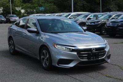 2019 Honda Insight (Lunar Silver)